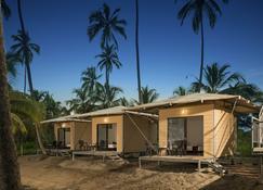 Tayrona Tented Lodge - Buritaca - Vista del exterior
