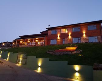 Hotel Y Cabañas Terrazas Vista Al Mar - Анкуд - Building