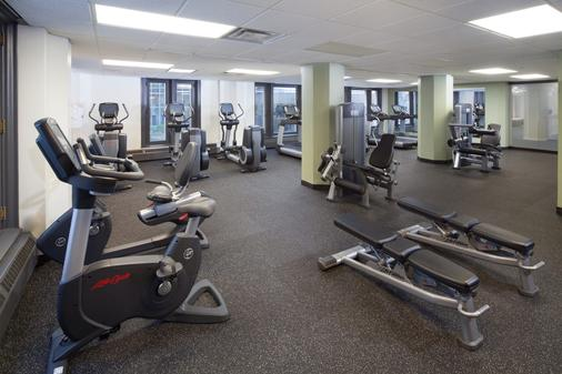 Kahler Grand Hotel - Rochester - Gym