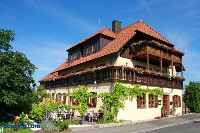 Gasthof zum Rödelseer Schwan - Rödelsee - Building