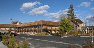 Carson Valley Motor Lodge - Minden - Edificio