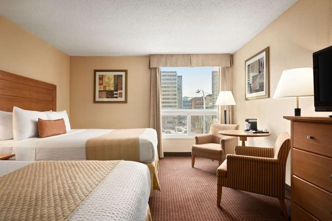 Days Inn by Wyndham Edmonton Downtown - Edmonton - Makuuhuone