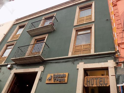 Hotel San Carlo - Guanajuato - Building