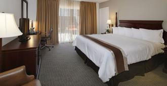 The Anaheim Hotel - Anaheim - Bedroom