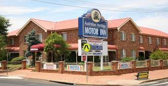 Australian Heritage Motor Inn - Dubbo