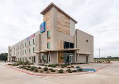 Studio 6 Colorado City, TX - Colorado City - Gebäude