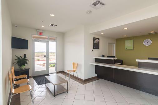 Studio 6 Colorado City, TX - Colorado City - Front desk