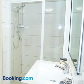 Hibiscus Motel - Byron Bay - Bathroom