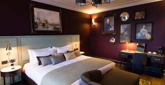 Avon Gorge by Hotel du Vin - Bristol - Bedroom