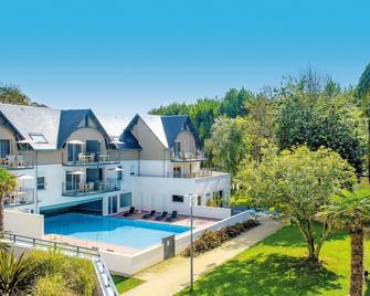 Résidence Vacances Bleues les Jardins d'Arvor - Bénodet - Gebäude