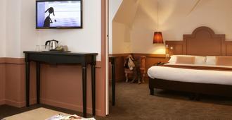 La Maison des Armateurs - Saint-Malo - Phòng ngủ