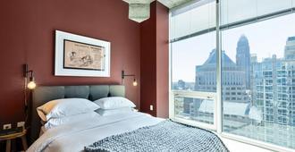 Charlotte Boutique Suites - Charlotte - Bedroom