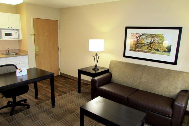 鳳凰城 - 斯科茨代爾美國長住酒店 - 斯科茲代爾 - 斯科茨代爾 - 客廳