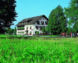 Hotel-Pension St. Leonhard - Murnau - Gebäude