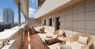 Hotel Valencia Center - ולנסיה - מרפסת