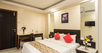 Hotel City Point - Mumbai - Schlafzimmer