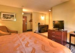 Quality Inn - Cherokee - Bedroom