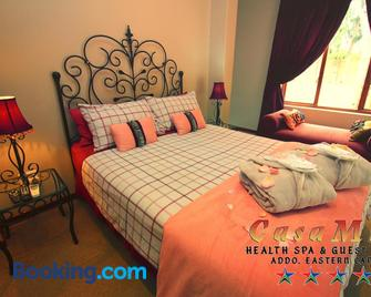 Casa Mia Health Spa and Guesthouse - Addo - Bedroom