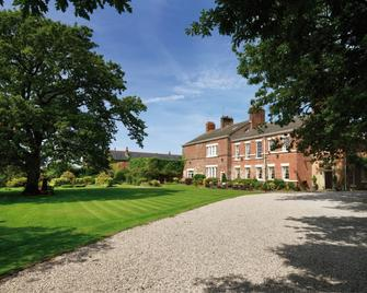 Singleton Lodge Country House Hotel - Poulton-le-Fylde - Gebäude