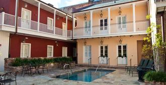 French Market Inn - New Orleans - Gebouw