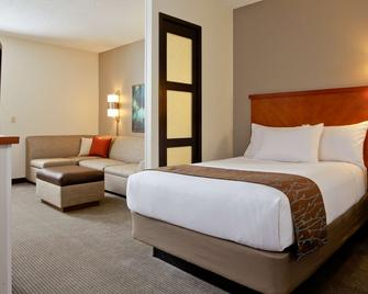 Hyatt Place Chicago Lombard Oak Brook - Lombard - Slaapkamer