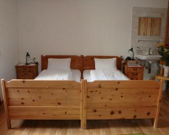 Hotel Acla Filli - Zernez - Bedroom