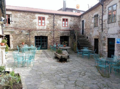 San Nicolas - Santiago de Compostela - Patio