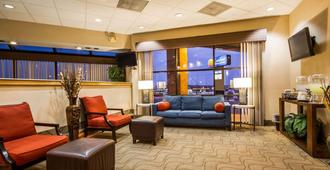 Comfort Inn & Suites Madison - Airport - Madison - Lounge