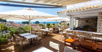 Olympic Hotel - Parga - Nhà hàng