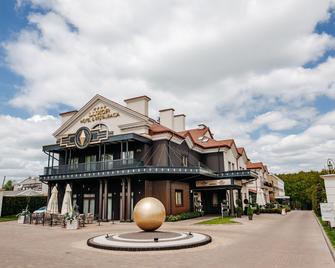 Hotel Luxor - Lublin - Gebouw