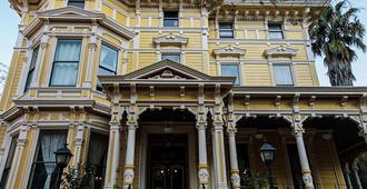 Hi Sacramento Hostel - Sacramento - Edifício