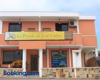 Hostal La Posada De Jose Carlos - Puerto Baquerizo Moreno - Gebouw