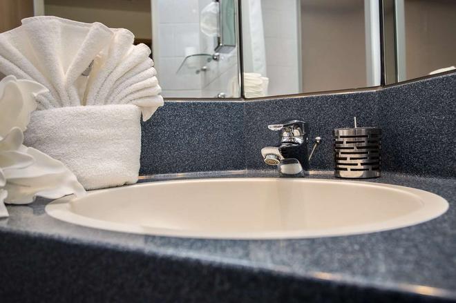 Median Hotel Hannover Messe - Hannover - Phòng tắm