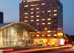 Crowne Plaza Hotel Lille-Euralille - Lille - Edifício