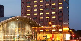 Crowne Plaza Hotel Lille-Euralille - Lille - Edifício