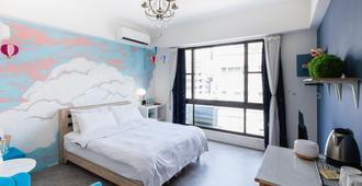 Eatzzz Hostel - Kaohsiung - Bedroom