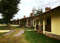 Eco Parque del Marques - Huasca de Ocampo - Bâtiment