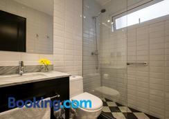 B 公寓酒店 - 聖地牙哥 - 聖地亞哥 - 浴室