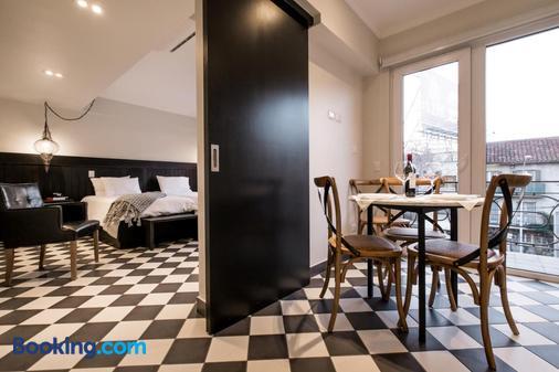 B 公寓酒店 - 聖地牙哥 - 聖地亞哥 - 餐廳