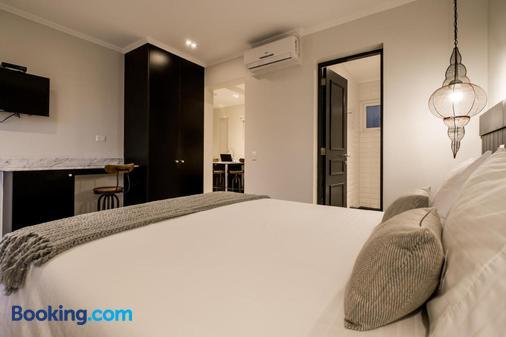 B 公寓酒店 - 聖地牙哥 - 聖地亞哥 - 臥室
