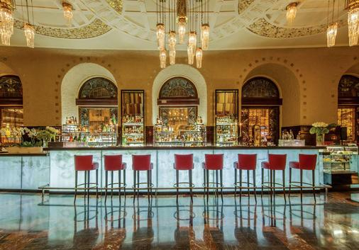 Belmond Grand Hotel Europe - Saint Petersburg - Bar