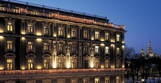 Belmond Grand Hotel Europe - San Petersburgo - Edificio
