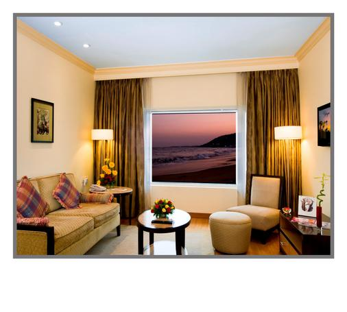 The Gateway Hotel Beach Road - Visakhapatnam - Living room