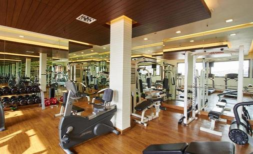 The Gateway Hotel Beach Road - Visakhapatnam - Gym