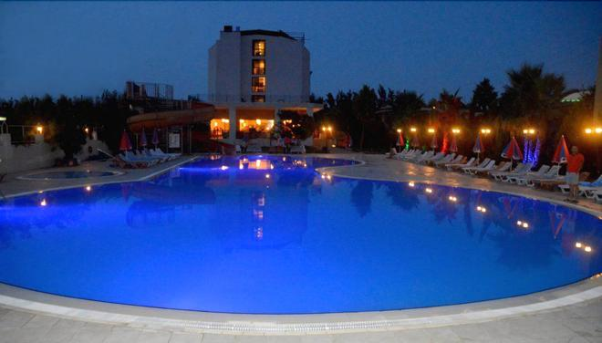 Magic Sun Hotel - Göynük (Antalya) - Pool