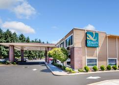 Quality Inn and Suites Vancouver north - Vancouver - Edifício