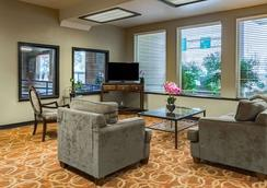 Quality Inn and Suites Vancouver north - Vancouver - Lounge