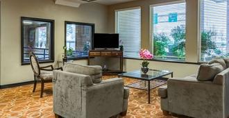 Quality Inn and Suites Vancouver north - ואנקובר - טרקלין