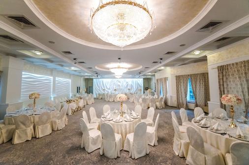 Best Western Plus Lido Hotel - Timisoara - Banquet hall