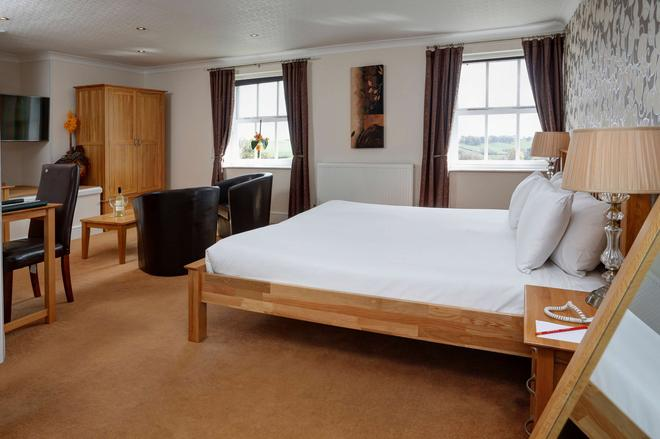 Best Western Exeter Lord Haldon Country Hotel - Exeter - Makuuhuone